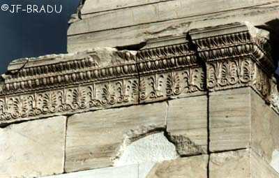 colonne grecque antique