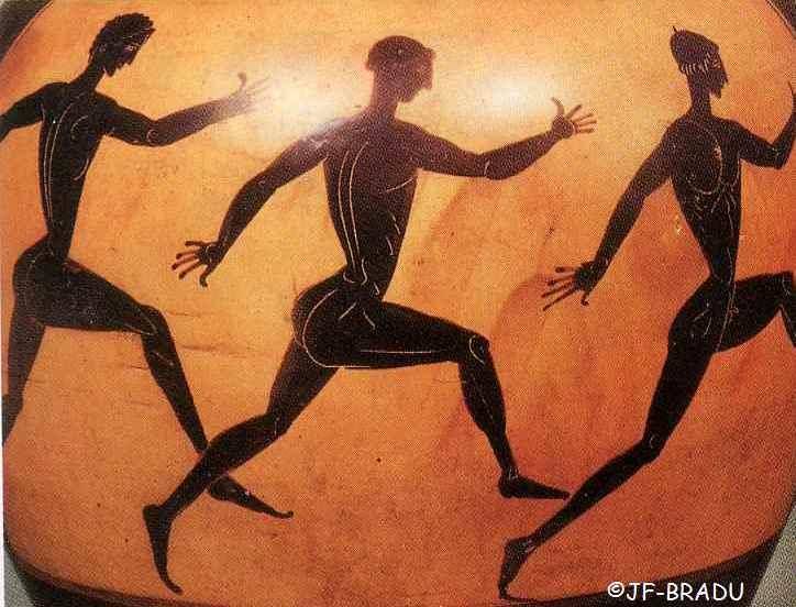 femmes et jeux olympiques antiques