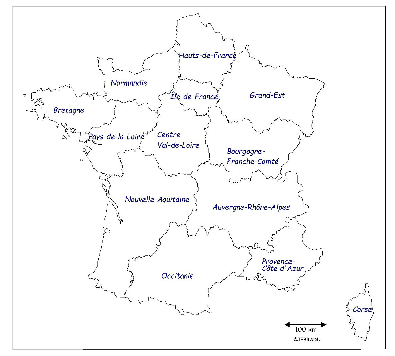 grands axes region parisienne