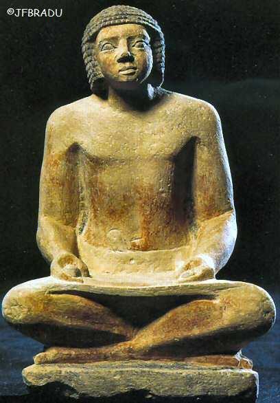 Tirer de son trésor du neuf et de l'ancien dans Communauté spirituelle scribe-ptahchepses