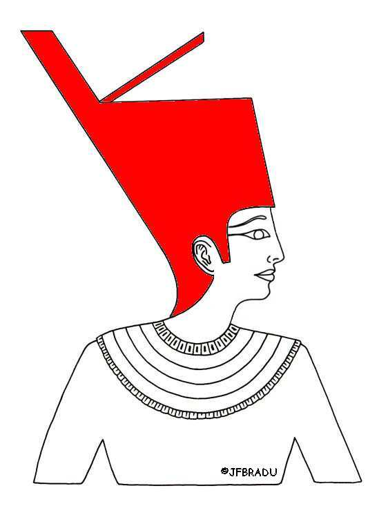 esprit du temps des pharaons l