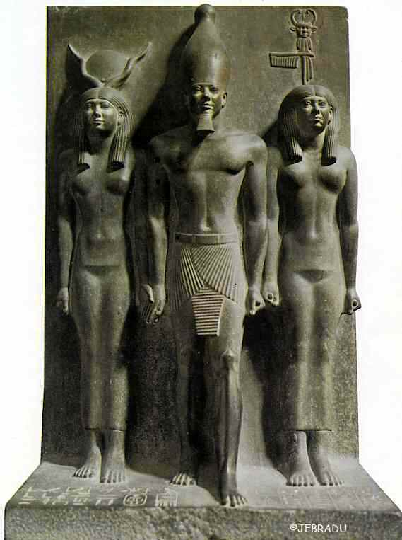 Les grands pharaons de mykerinos a thoutmosis [TVRip FR][FS]