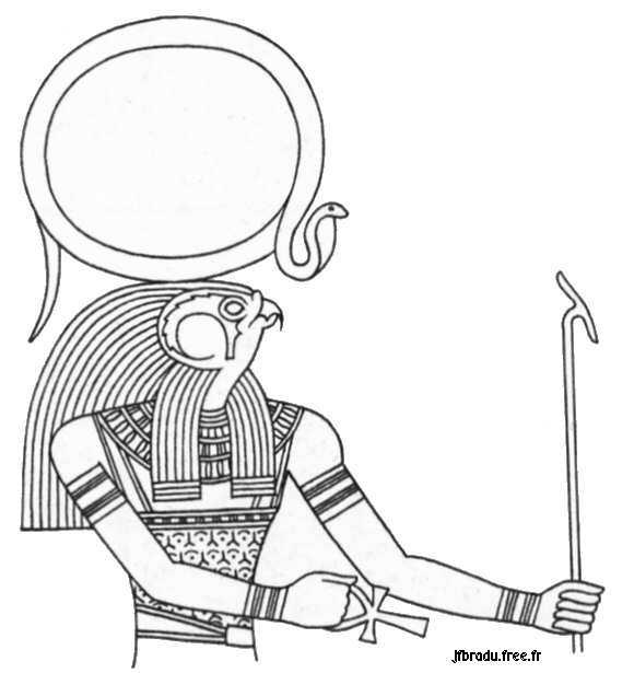 Top Les dieux égyptiens IH41